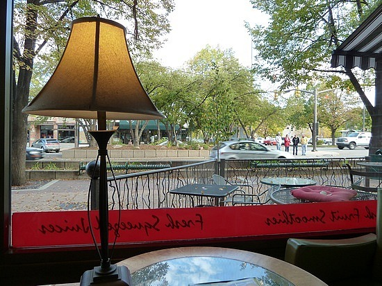 Cafe in Fort Collin