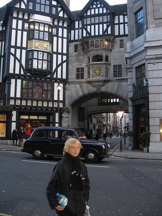 Liberty's - Regent St