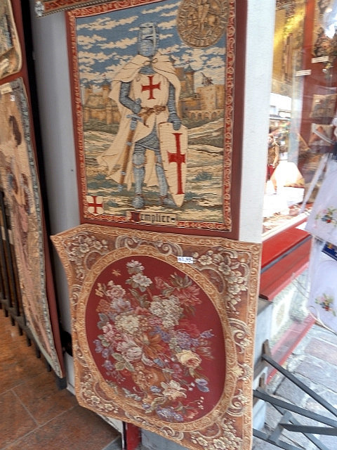 Famous for tapestry