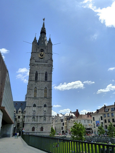 Ghent town Hall