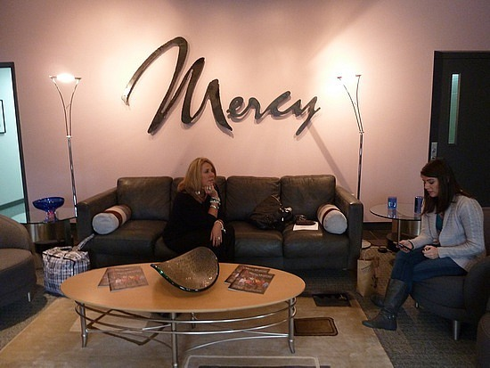 Mercy Ministries Reception