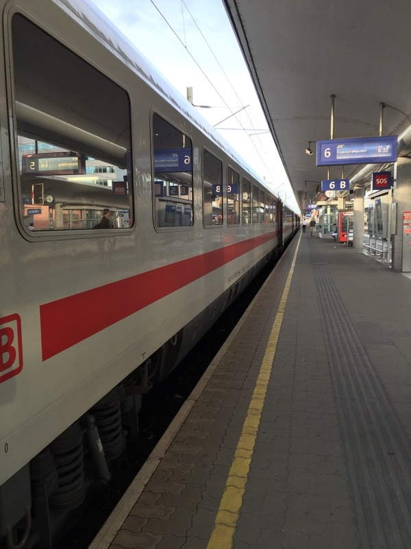 Train to Munich