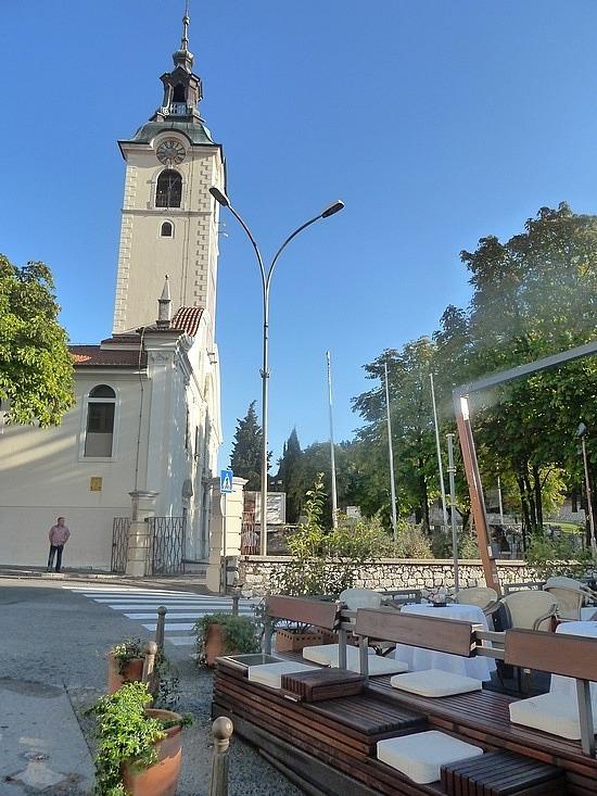 Church in Traste
