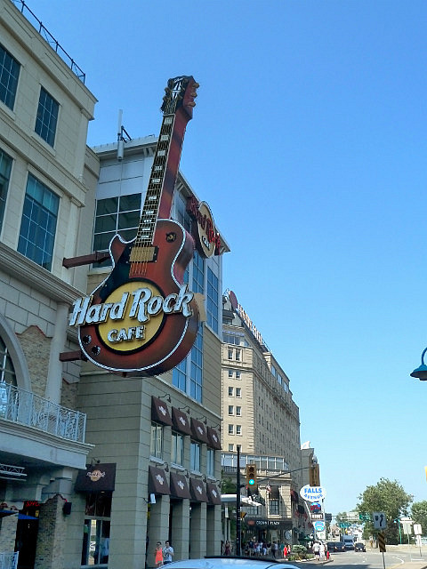 Hard Rock Cafe Canada