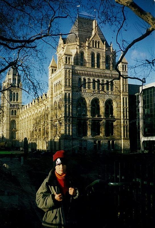 Michael in London