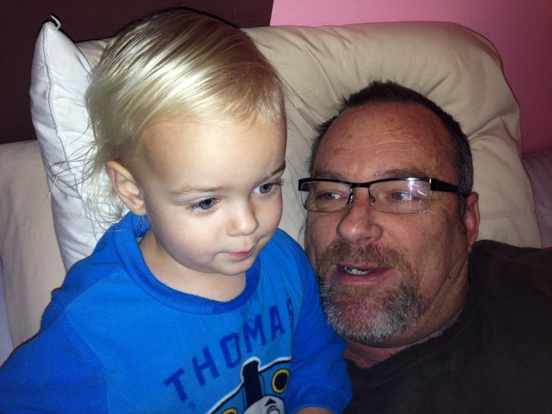 Papa and Ezra