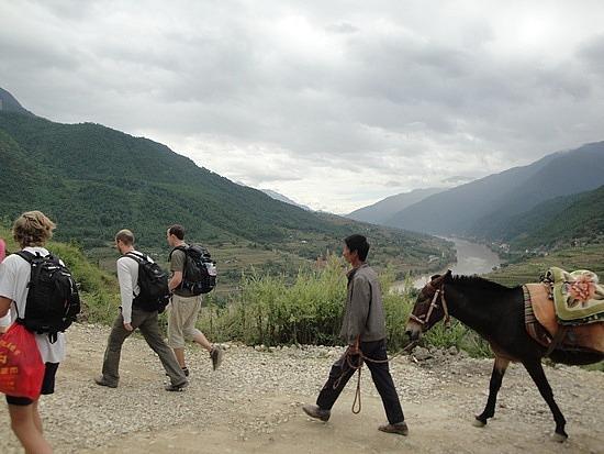 Nath, Jung & Nick & the horseman