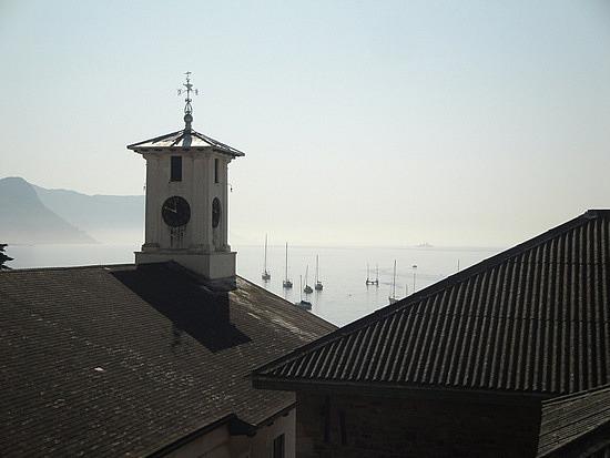 Simons Town Naval buildings