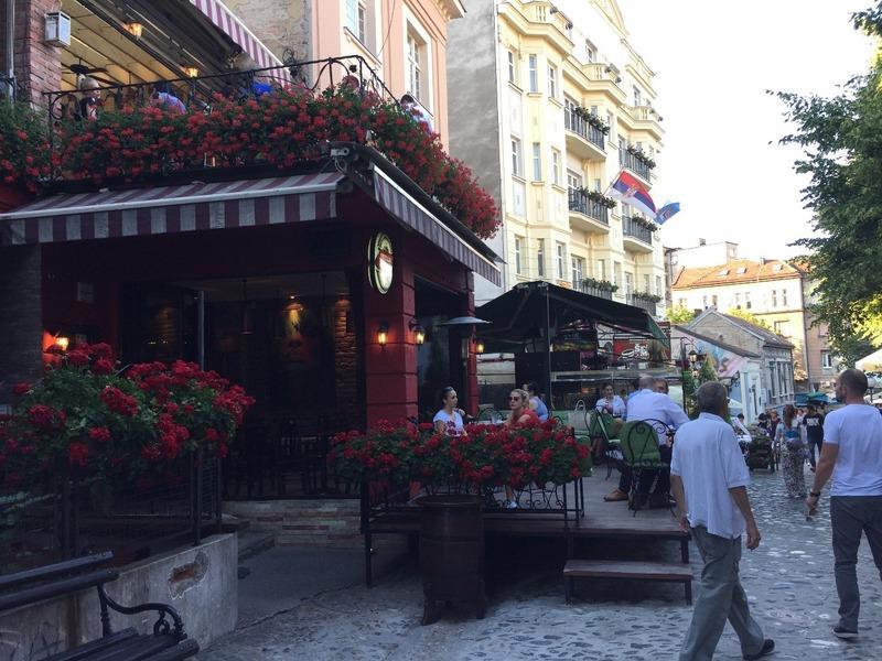 Bohemian street
