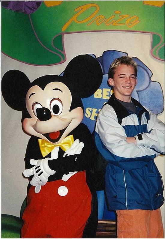 Adam & Mickey