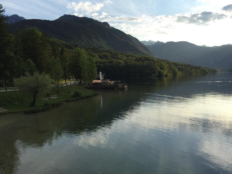 Lake Bohinjska
