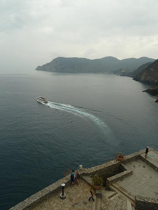 Ferry to Monterossa