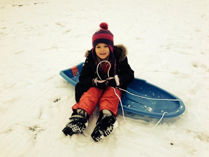 Alaiya sledding