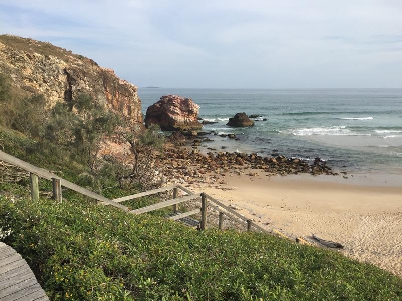 Side Ocean Baech