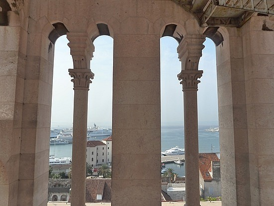 View from Bell Tower