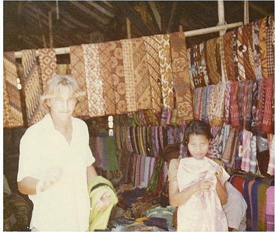 Brad in the markets