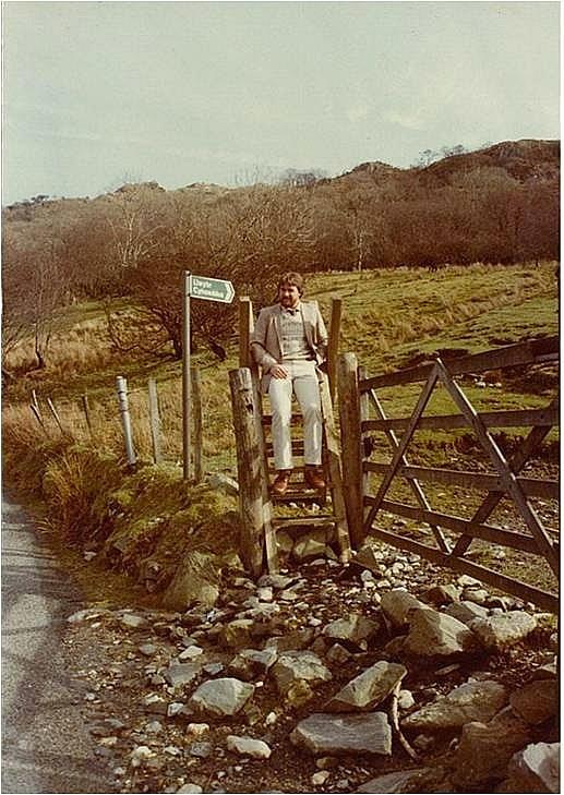 Stile in Wales