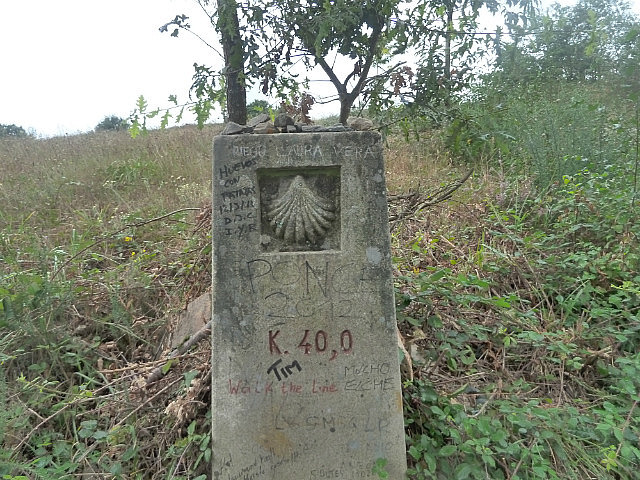 40km marker