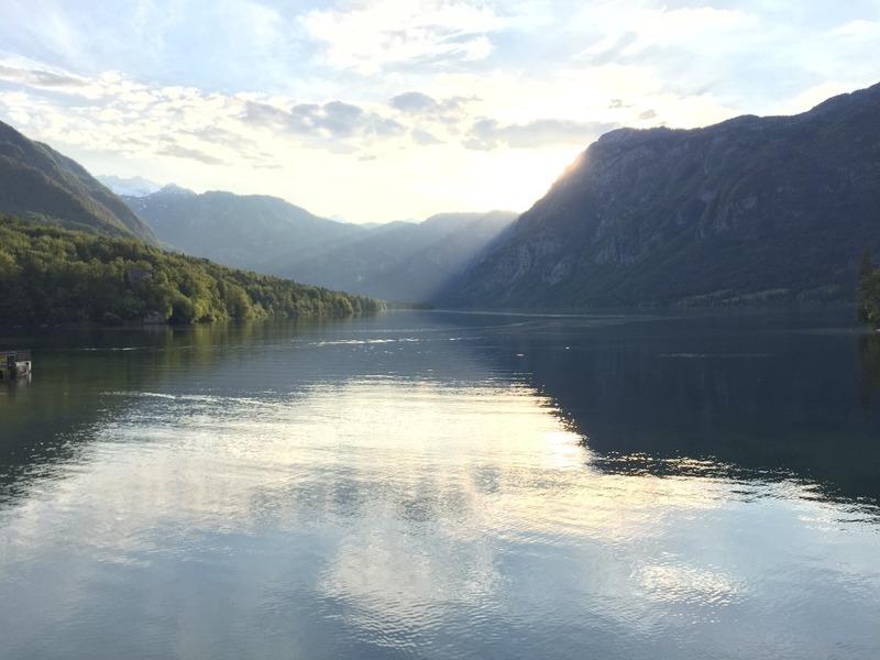 Lake Bohinjsko