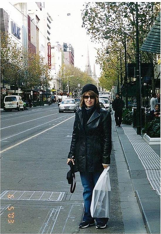 Deb in the city