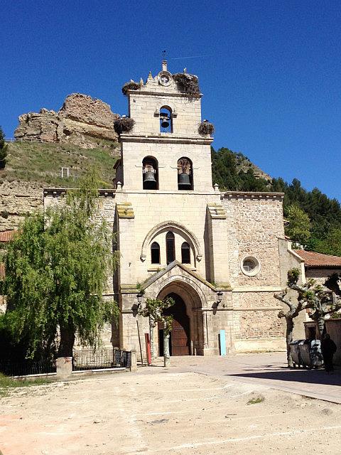 Belorado church