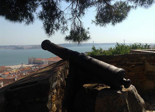 Castle canons