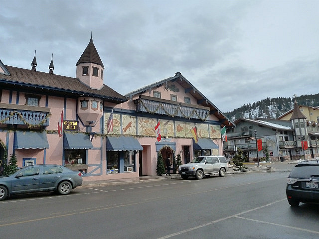 Bavarian Building