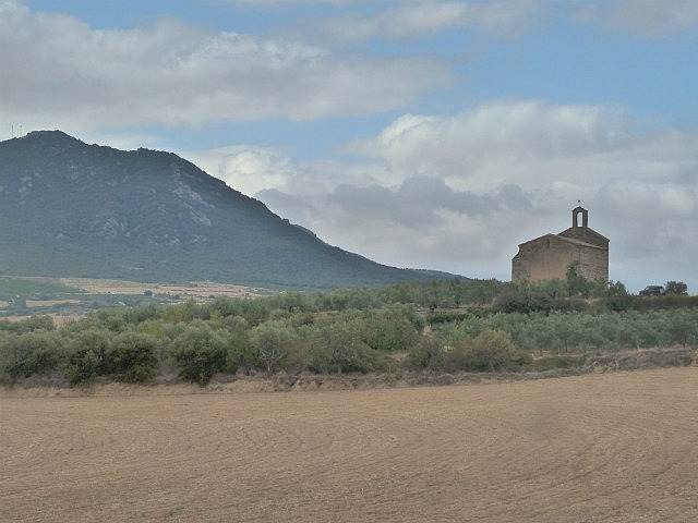 Old church in the middle of nowhere