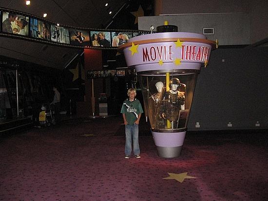 Movie Theatre Singapore Airport