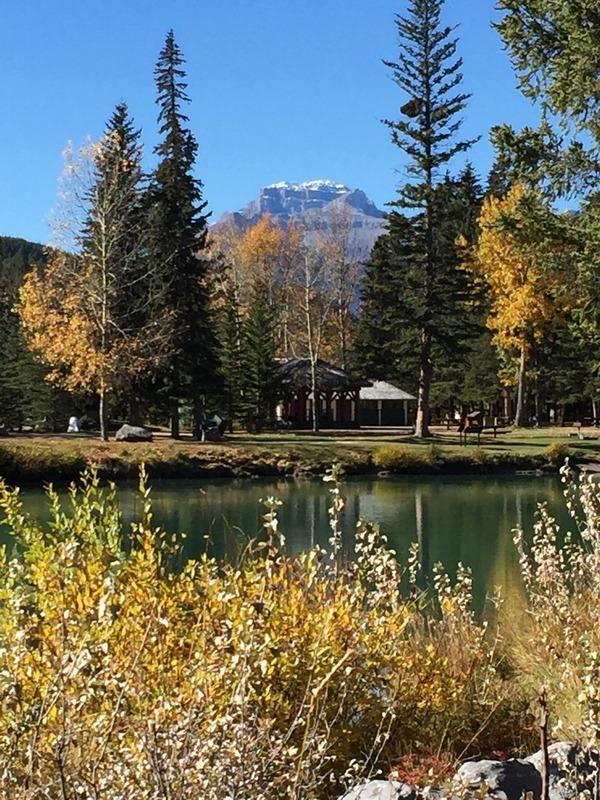 Banff River