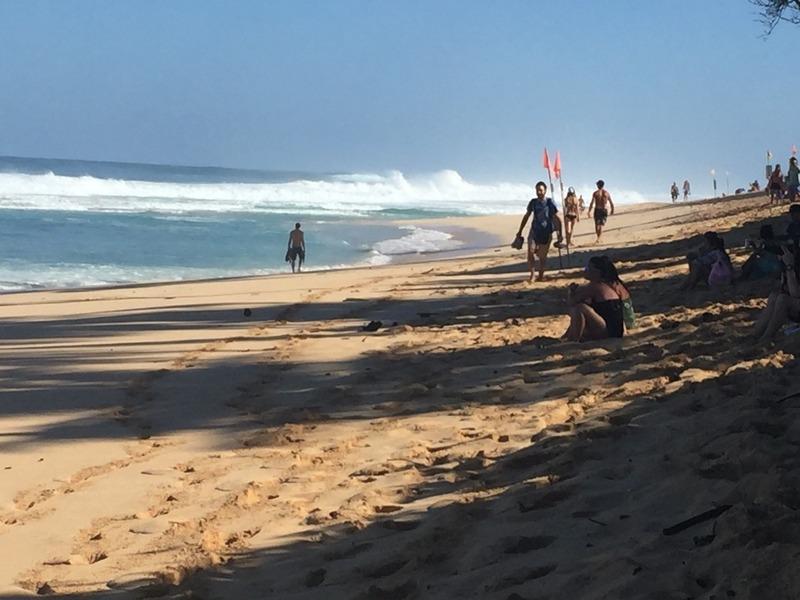 Narrow Pipeline Beach