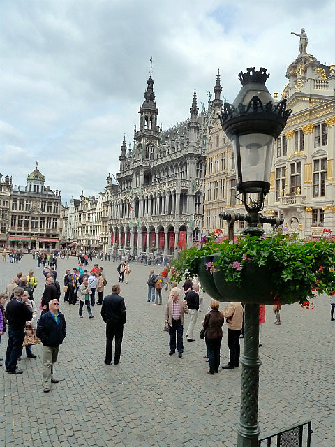 The Grand Place Square