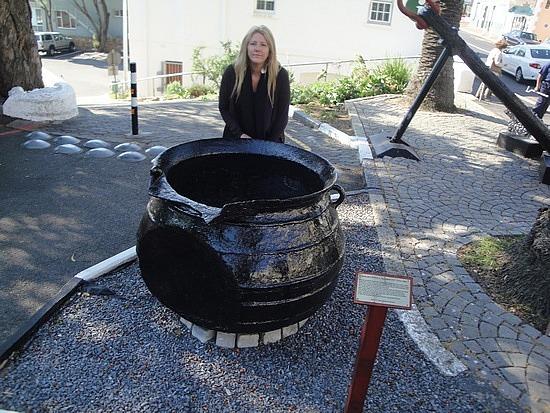 Blubber pot