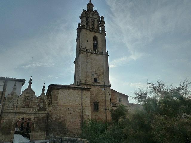 Church in Los Arcos