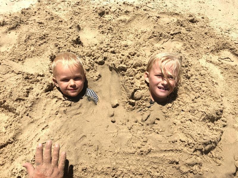 Alaiya and Ezra buried