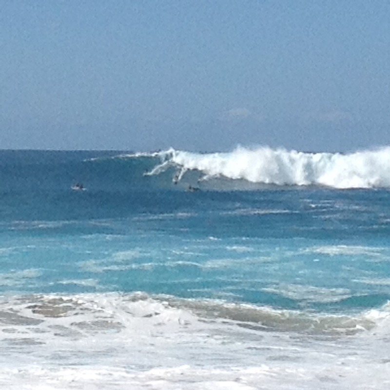 #3 point waves
