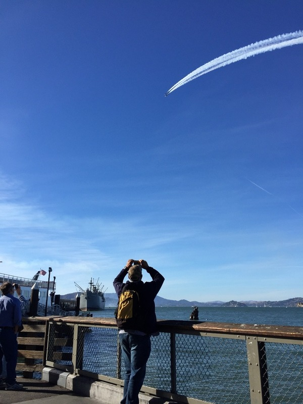 Airshow of the Blue Angels