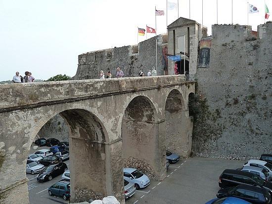 Citadel at VilleFranche