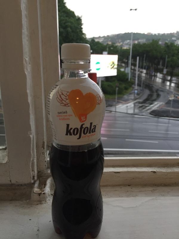 Slovakian Coke