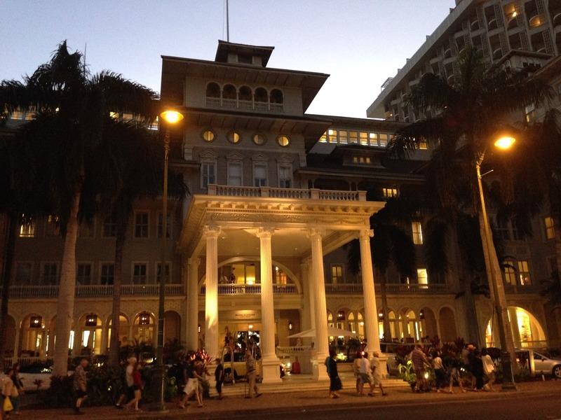 Ala Moana Surfrider Hotel