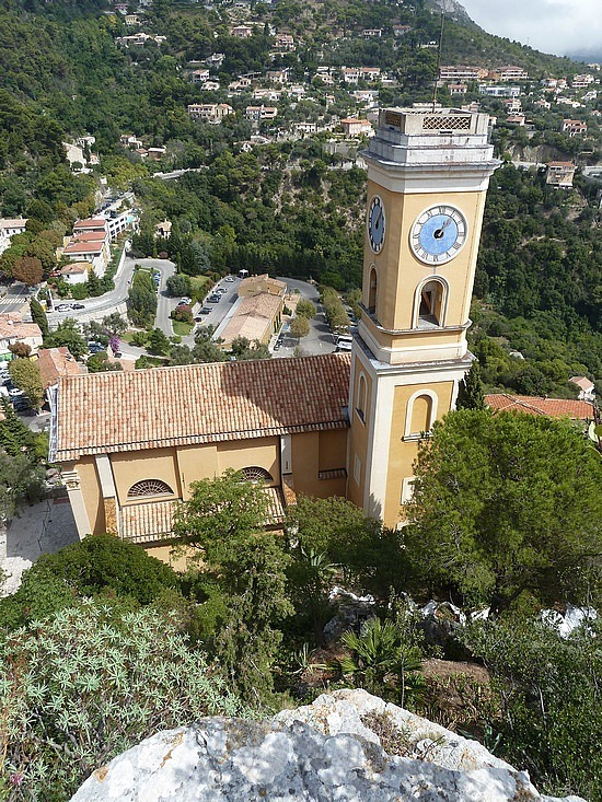 Church in Eze