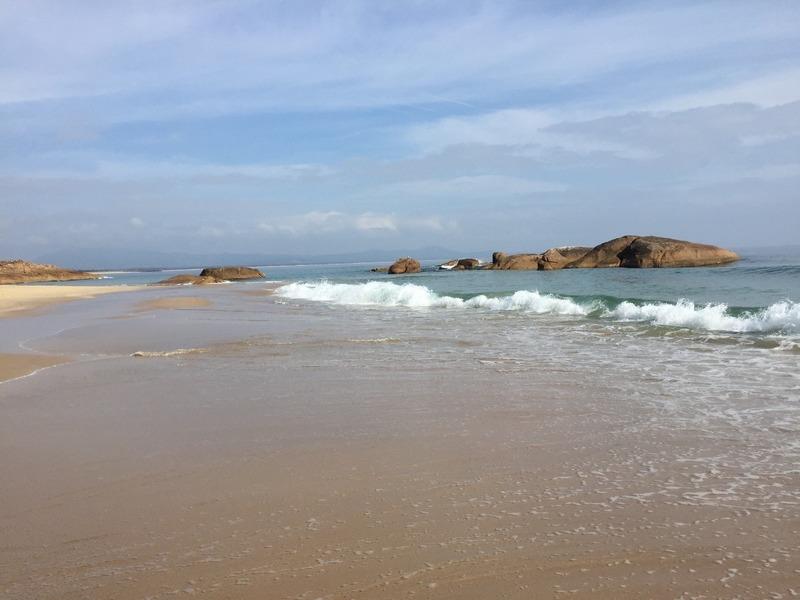 Snorkelling rocks