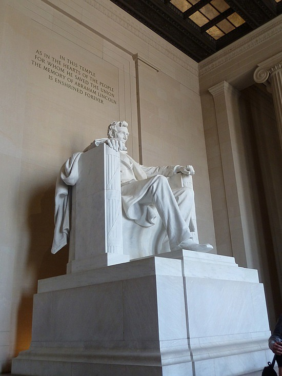 Lincoln & Gettysburg address