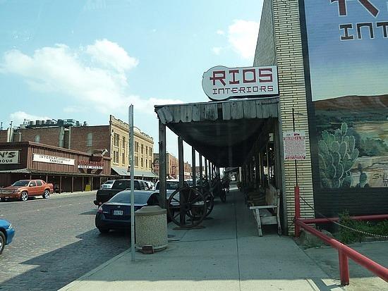 Fort Worth shops