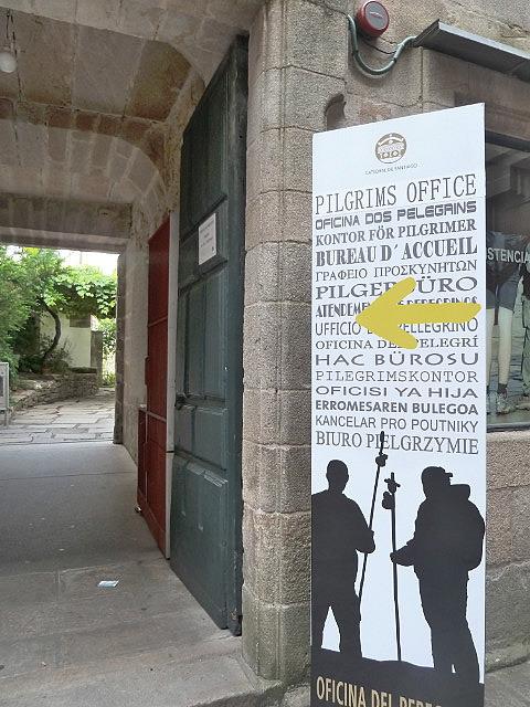Pilgrims Office