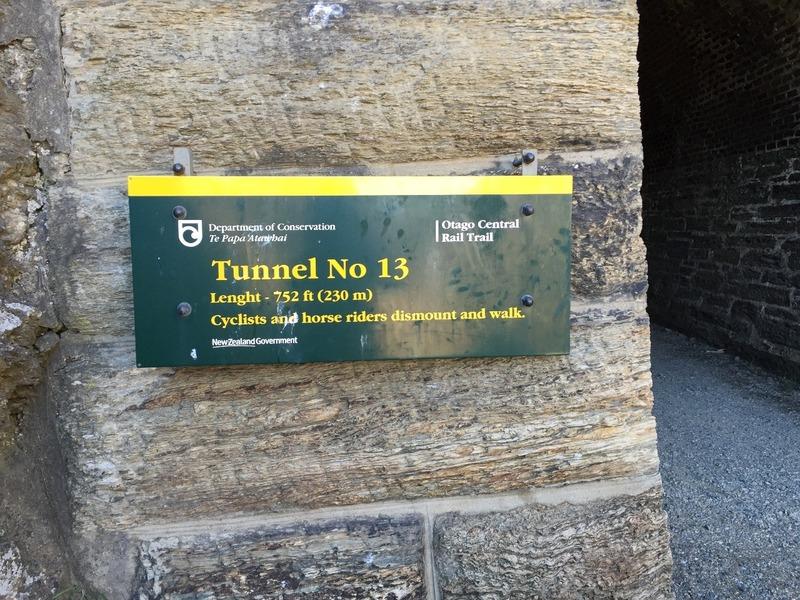 Tunnel info