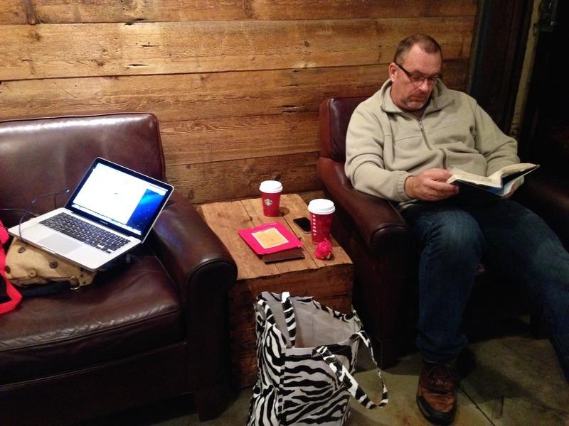Starbucks hangs