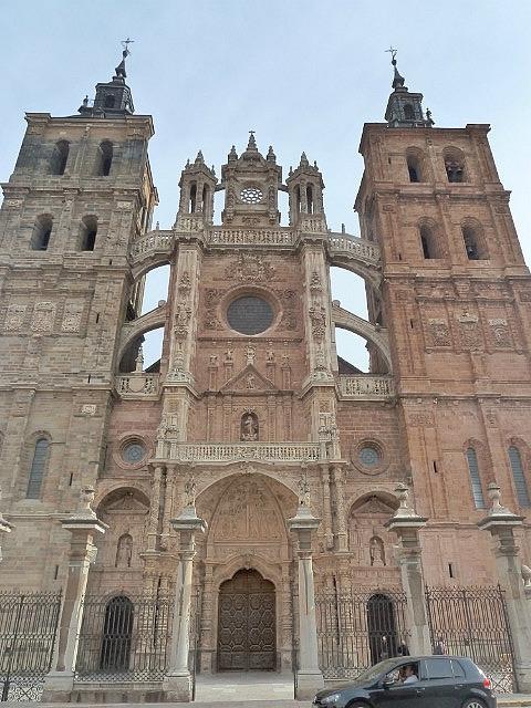 Building in Astorga