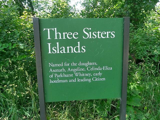 Three Sister Islands
