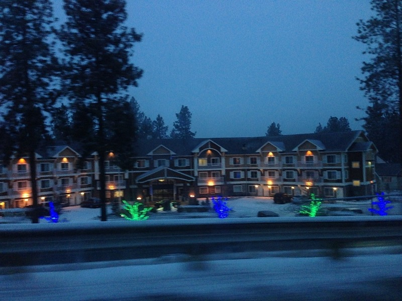 Holiday Inn Express Coeur d'Alene